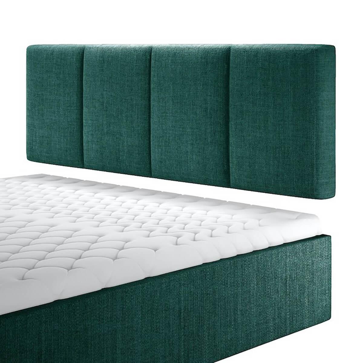 Нисък стенен панел за тапицирано легло, модел ZPN-023