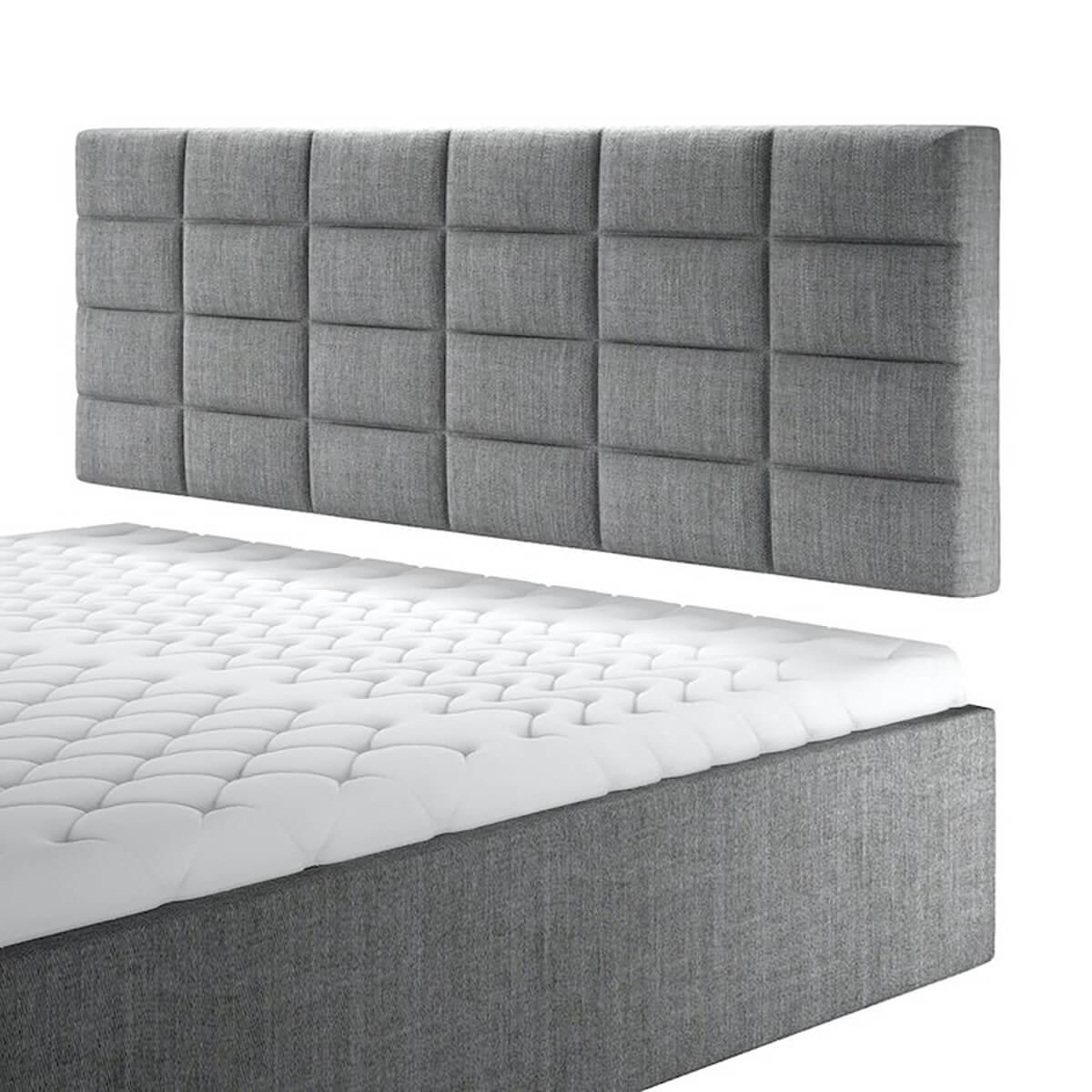Нисък стенен панел за тапицирано легло, модел ZPN-050