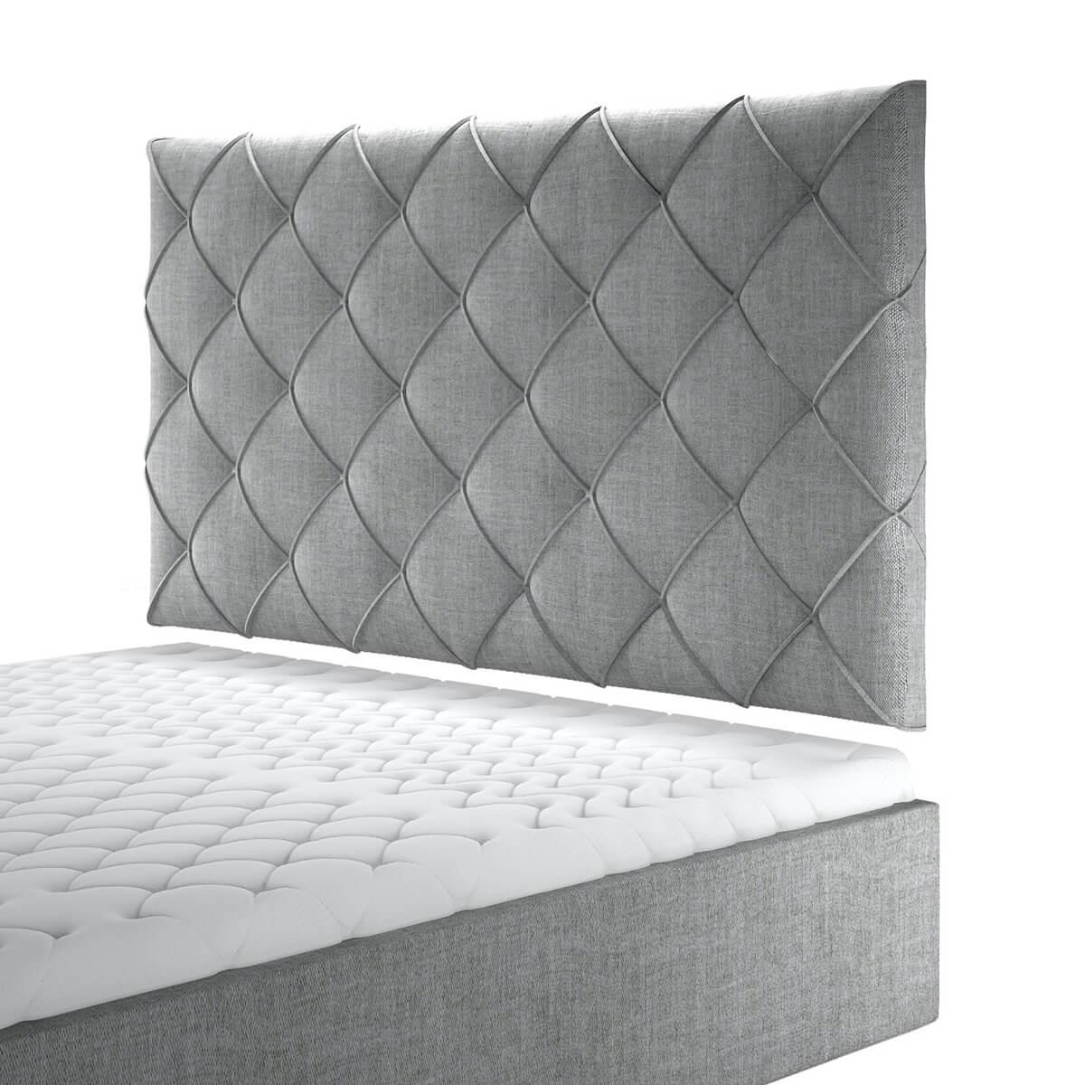 Стенен панел за тапицирано легло, модел ZPS-028