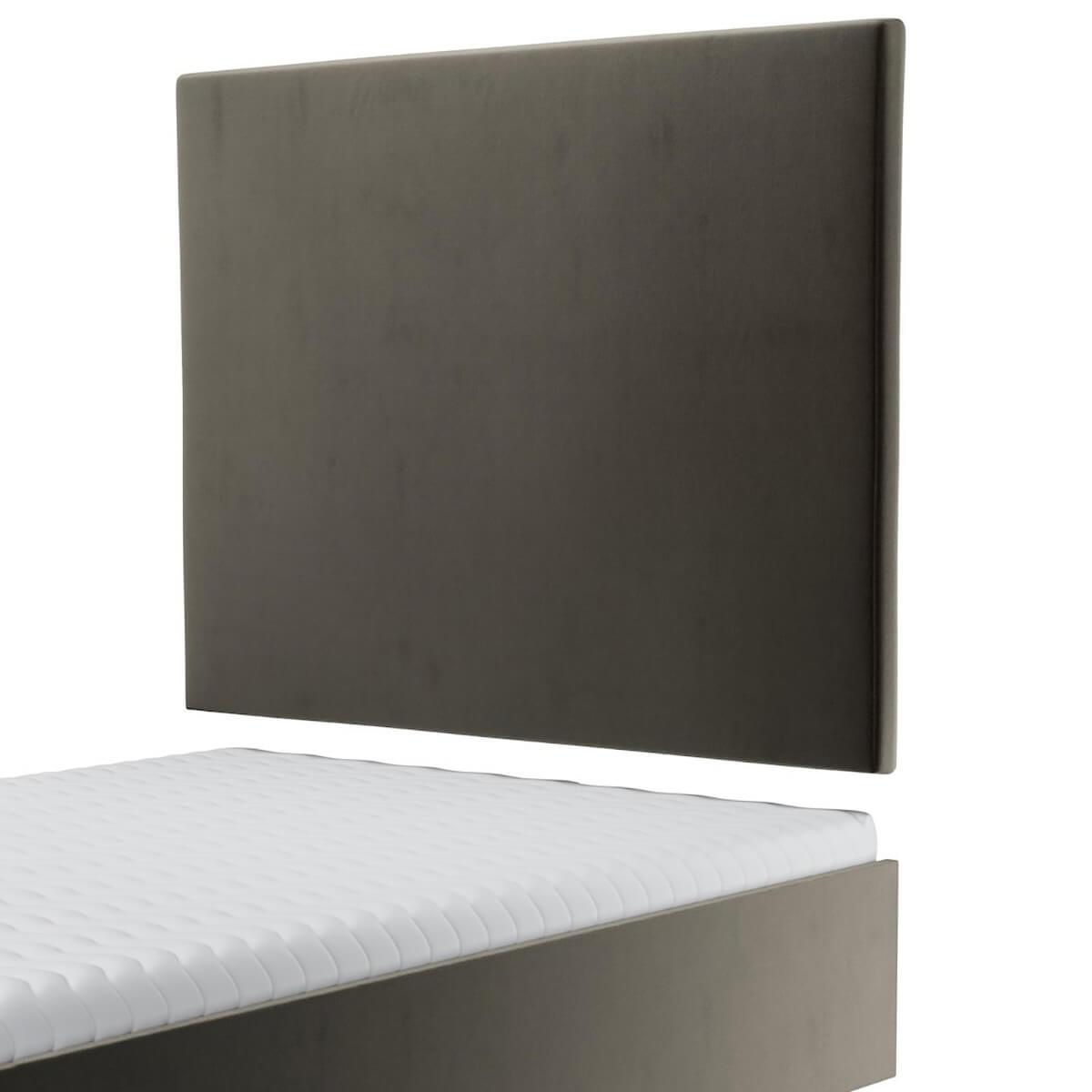 Висок стенен панел за тапицирано легло, модел ZPW-006