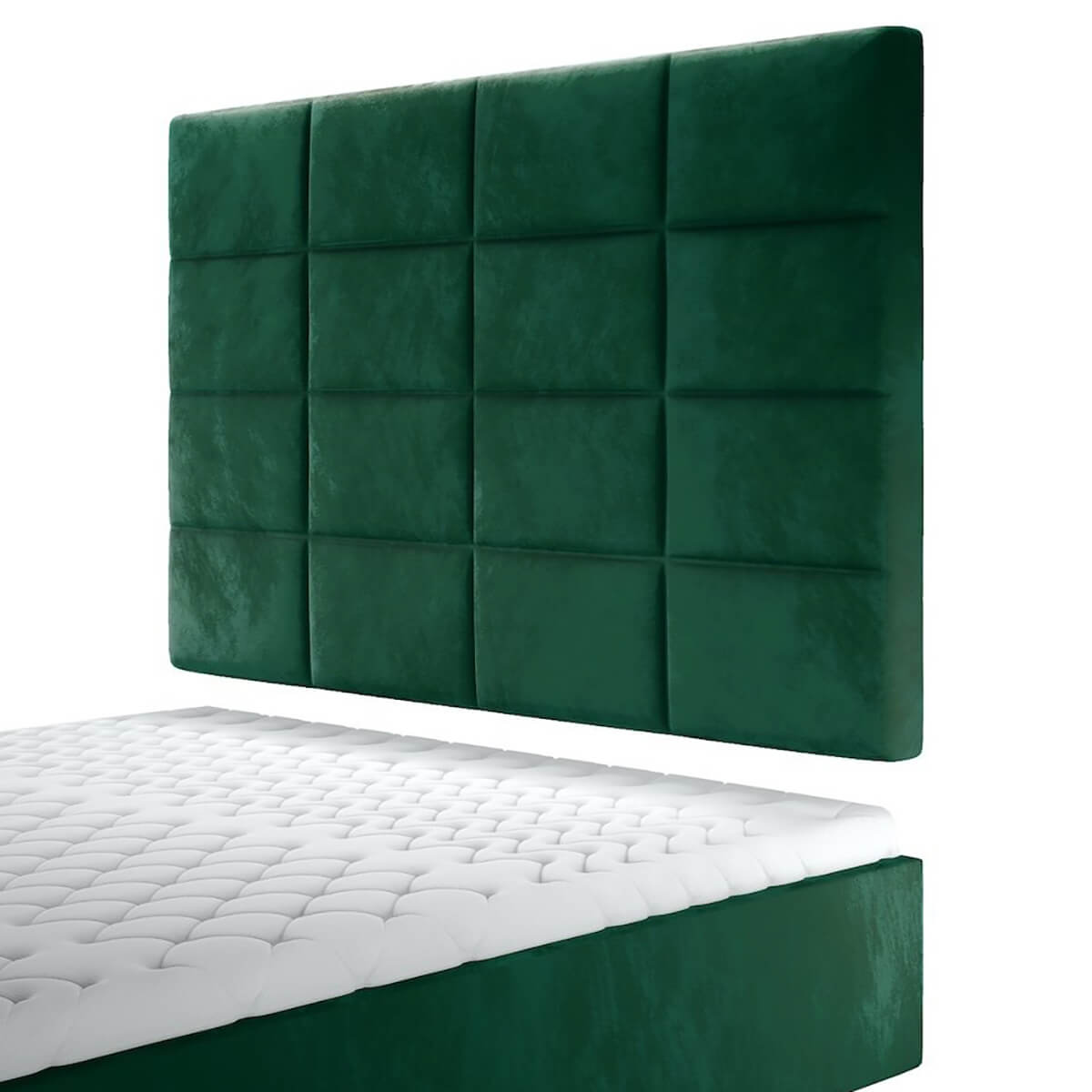 Висок стенен панел за тапицирано легло, модел ZPW-022