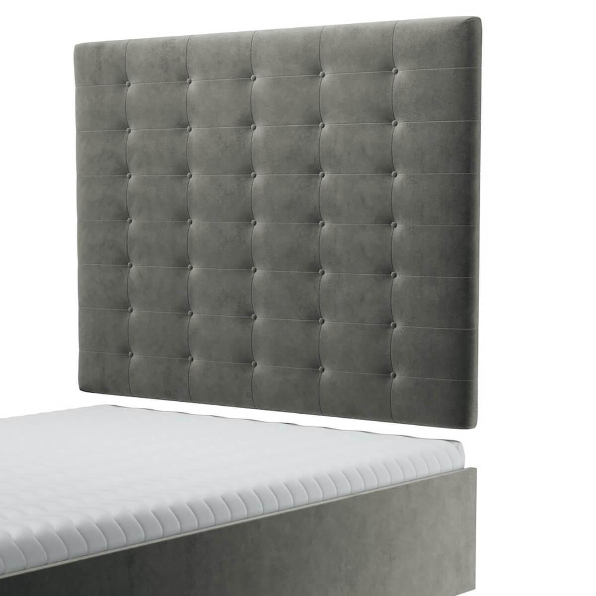 Висок стенен панел за тапицирано легло, модел ZPW-025