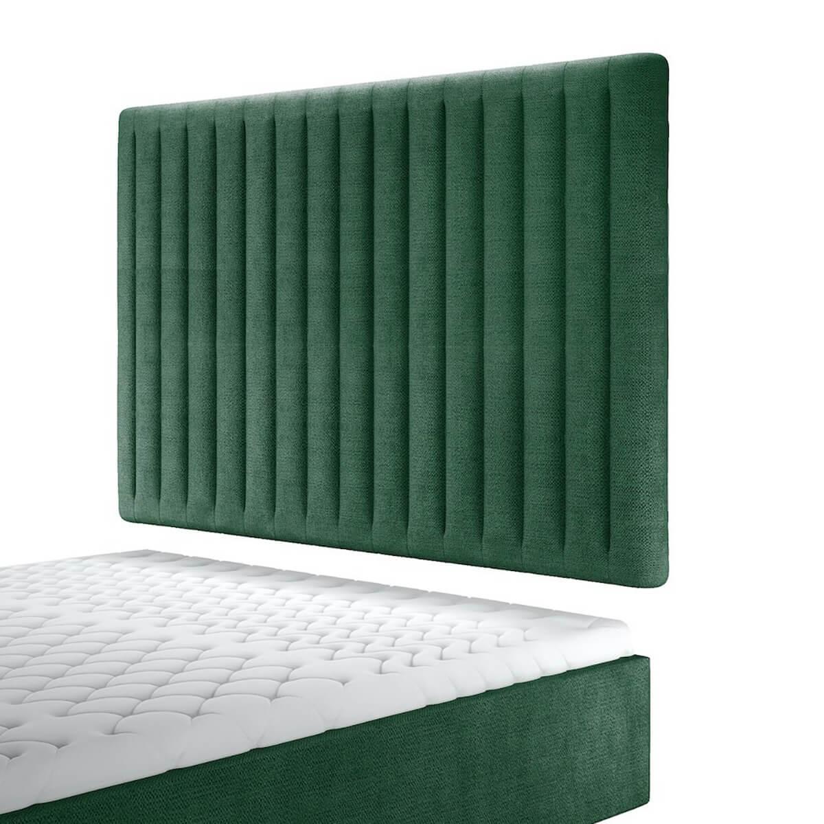 Висок стенен панел за тапицирано легло, модел ZPW-058