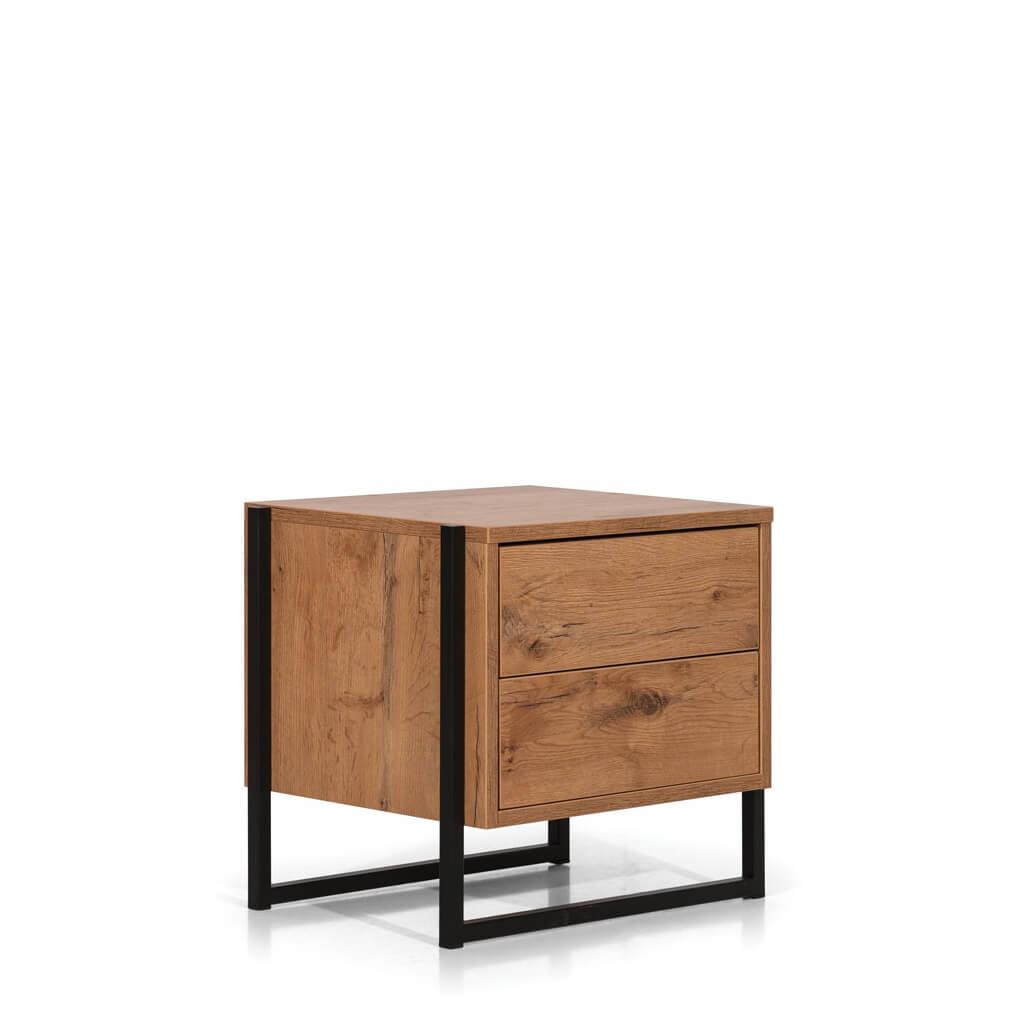 Нощно шкафче, колекция Loft
