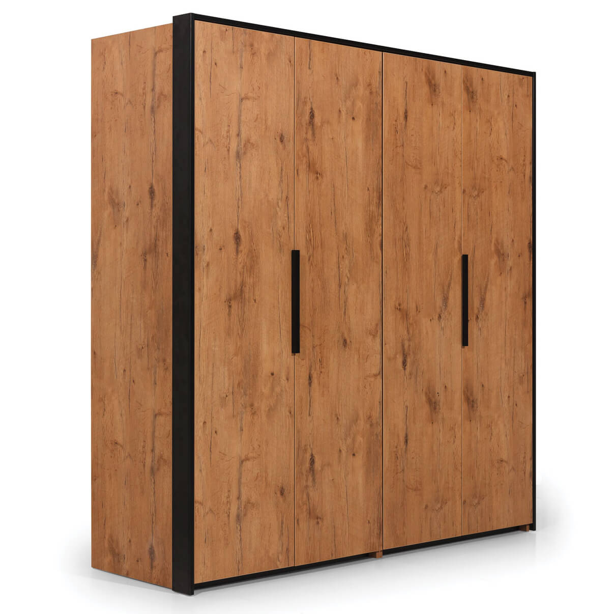 Четирикрилен гардероб, колекция Loft