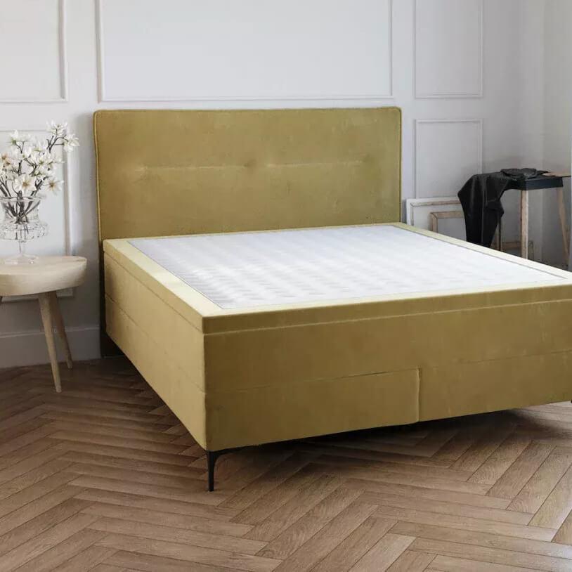 Тапицирало боксспринг легло, модел 201