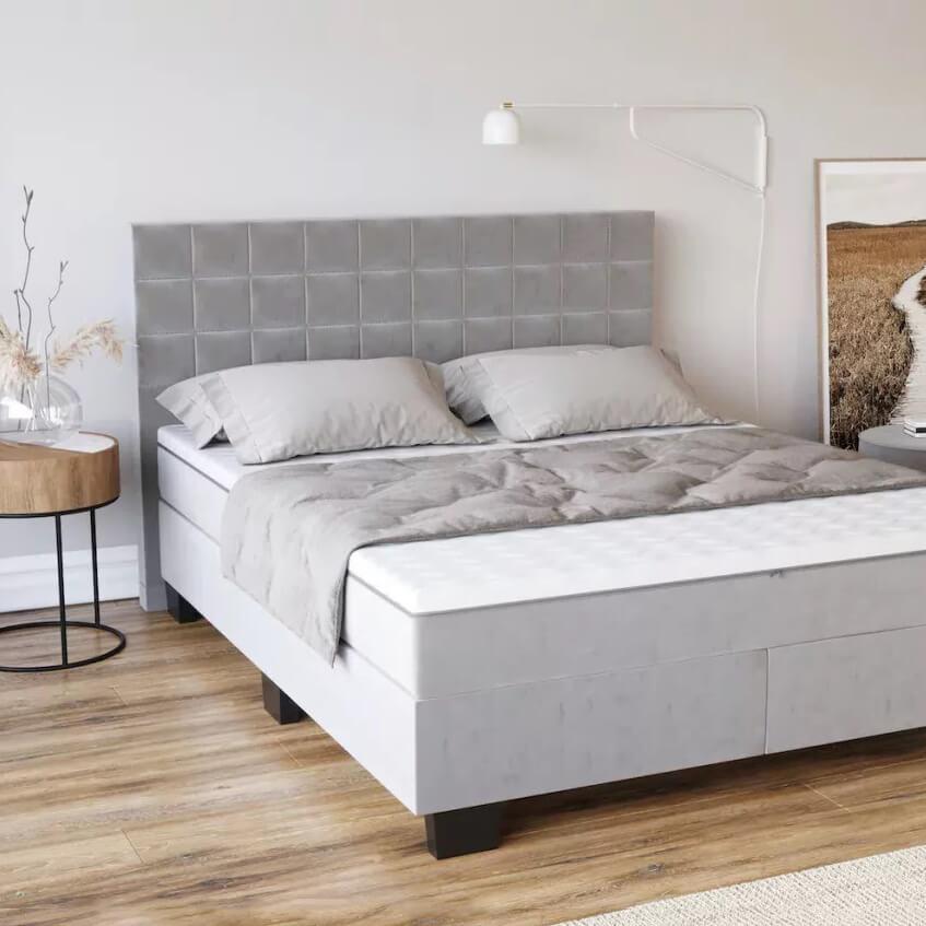 Тапицирано боксспринг легло, модел 74