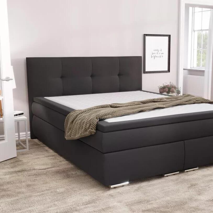 Тапицирано боксспринг легло, модел 81